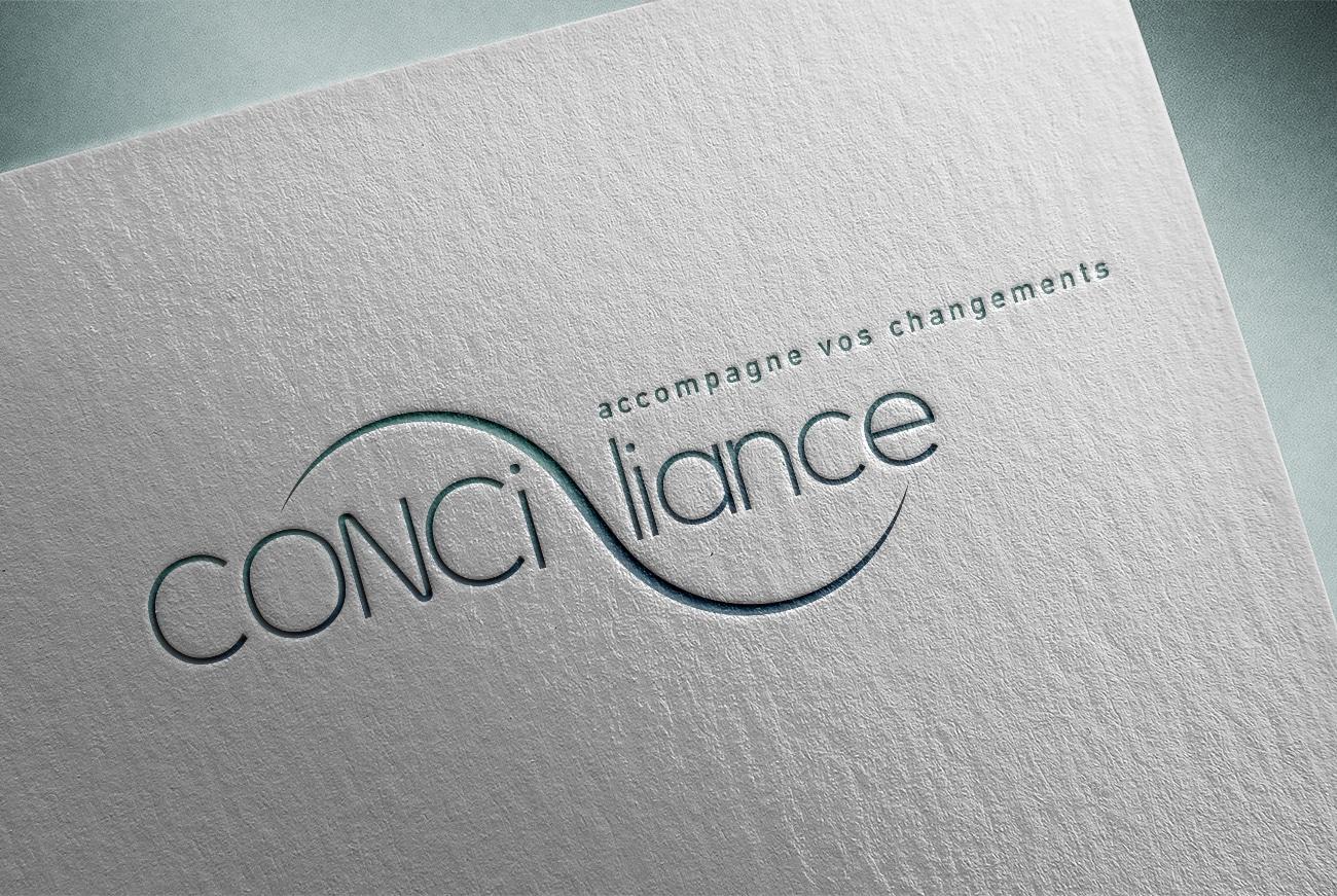 Logotype Conci'liance
